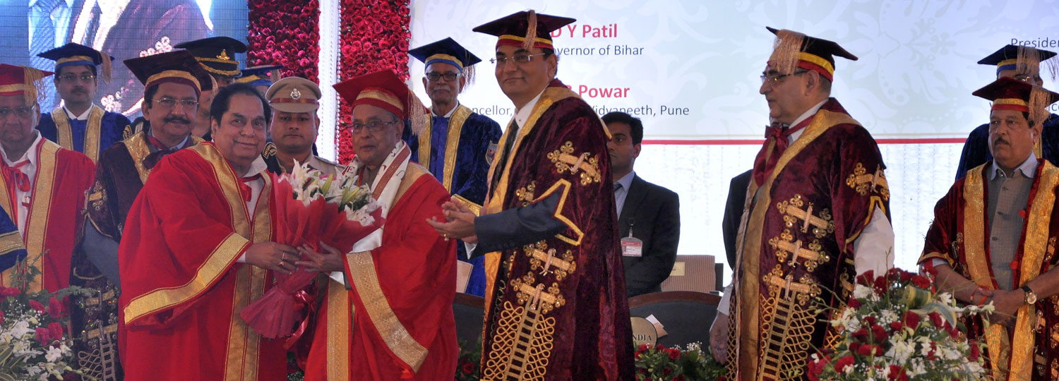 DPU Sixth Convocation 2015