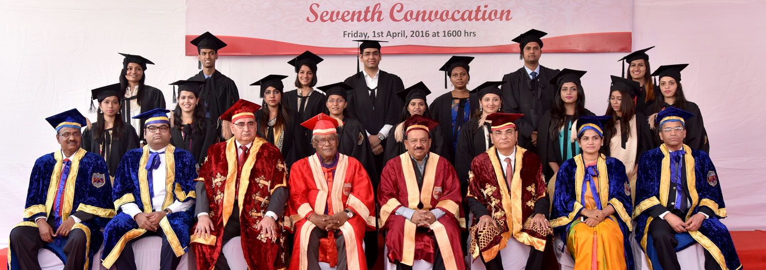 7th Convocation 2016