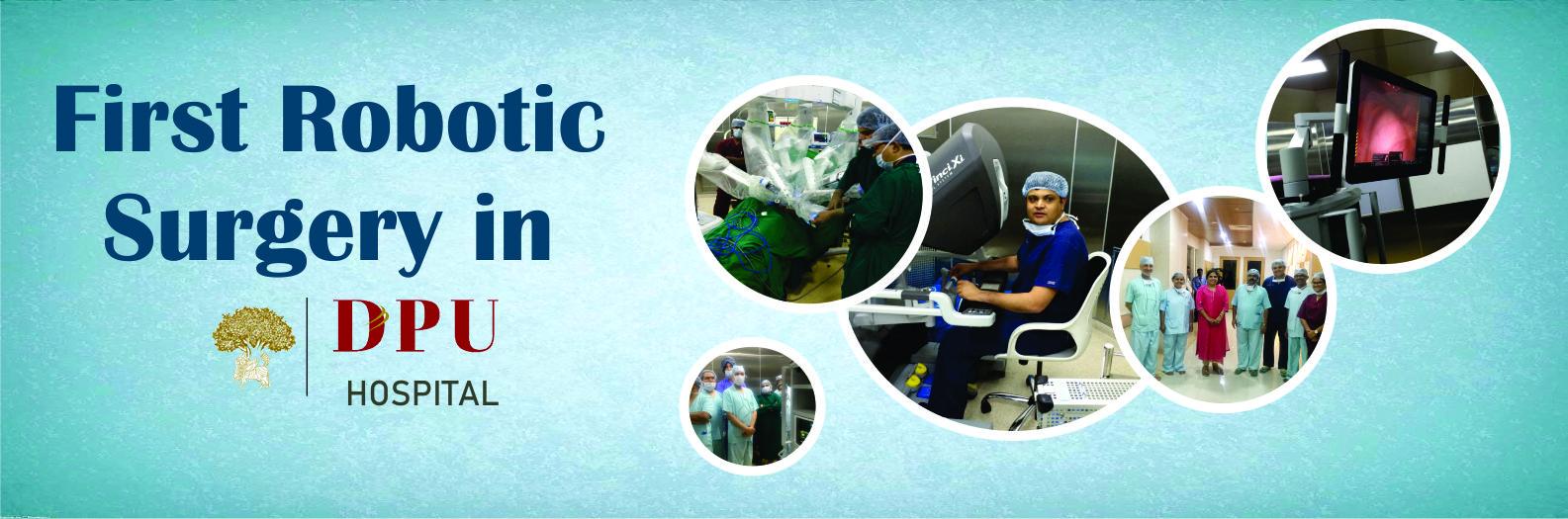 First Robotic Surgery