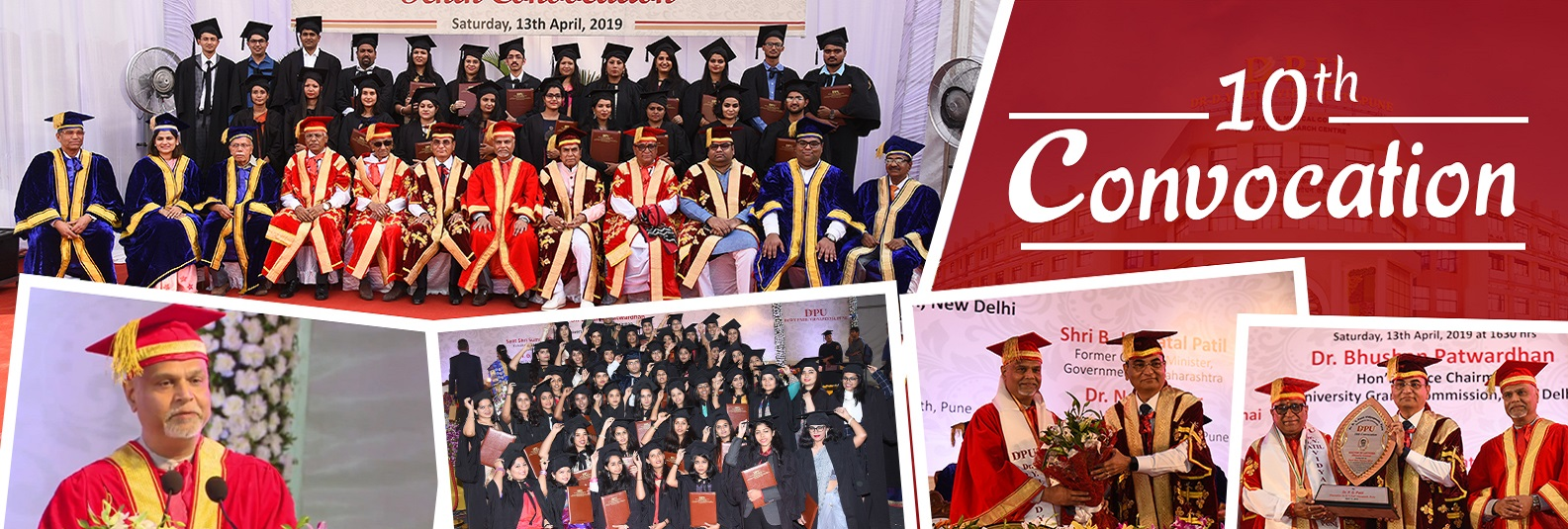 convocation april 2019