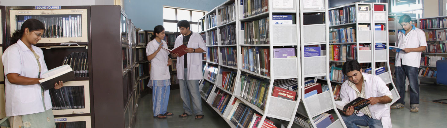 Library, Dr. D. Y. Patil Dental College & Hospital, Pimpr